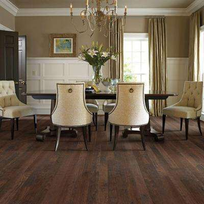 Western Hickory Saddle 3/4 in. Thick x 3-1/4 in. Wide x Random Length Solid Hardwood Flooring (27 sq. ft. / case)