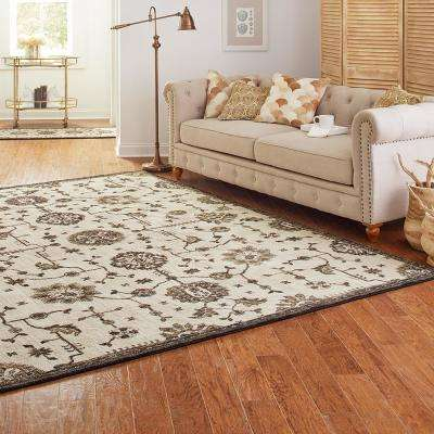 Mallory Oyster 5 ft. x 7 ft. Area Rug