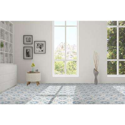 Tamensa 8 in. x 8 in. Glazed Porcelain Floor and Wall Tile (5.16 sq. ft. / case)