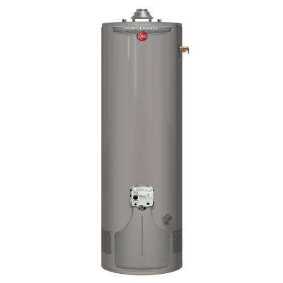 Performance 38 Gal. Tall 6 Year 38,000 BTU Ultra Low NOx Natural Gas Water Heater