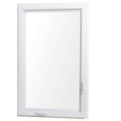 23.5 in. x 35.5 in. 70000 Left-Hand Casement Vinyl Window