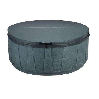 AR-200 Replacement Spa Cover - Charcoal