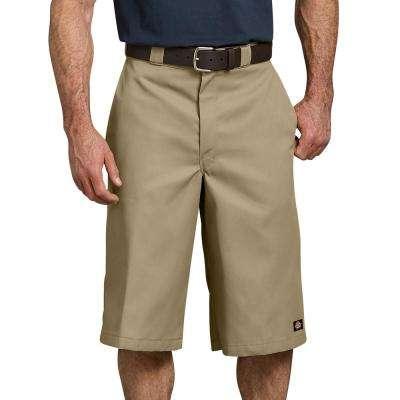 """Men's 15"""" Loose Fit Multi-Use Pocket Work Short"""