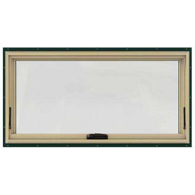 48.75 in. x 20.75 in. W-2500 Awning Clad Wood Window