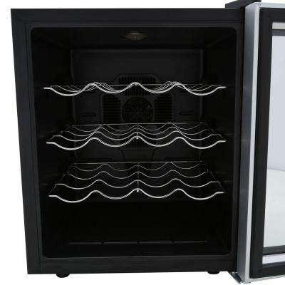 16-Bottle Thermoelectric Wine Cooler