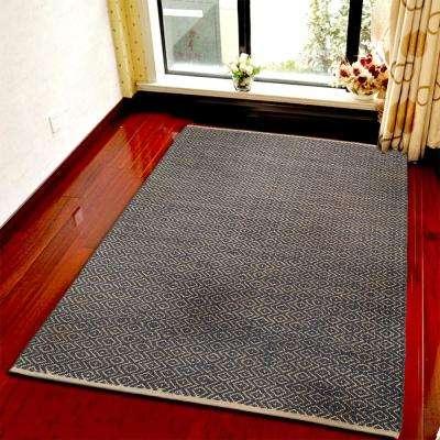 Elite Windsor Indigo 9 ft. x 12 ft. Indoor Area Rug