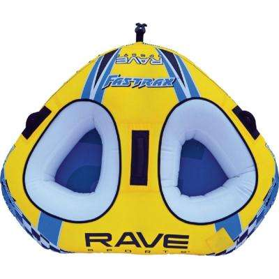 Fastrax 64 in. x 80 in. Inflatable Boat Towable