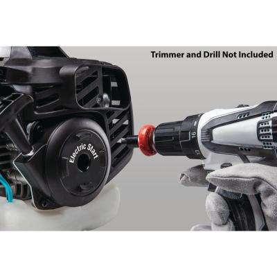 Drill Bit Starter for JumpStart Capable Equipment