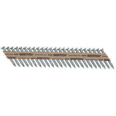 1-1/2 in. x 0.131 in. Galvanized Metal Connecting Nails 2000 per Box