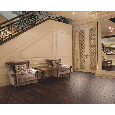 Steadman Espresso Hickory 3/8 in. Thick x 5 in. Wide x Random Length Engineered Hardwood Flooring (28.25 sq. ft. / case)