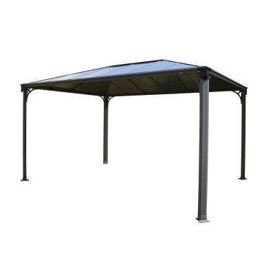 Martinique 4300 14 ft. x 10 ft. Aluminum Frame Rectangle Gazebo