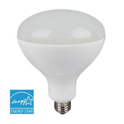 100W Equivalent Warm White BR40 Dimmable LED Directional Flood Light Bulb
