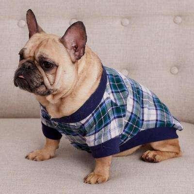 Family Flannel Dog's Holden Plaid Sleepwear