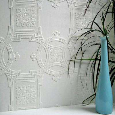 Early Victorian Paintable Wallpaper