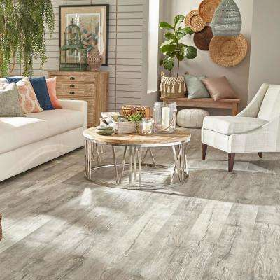 EIR Lake Cottage Oak 12 mm Thick x 7-3/8 in. Wide x 50-9/16 in. Length Laminate Flooring (18.2 sq. ft. / case)
