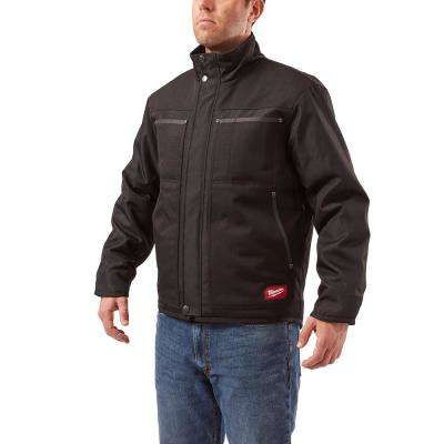 Men's Black GRIDIRON Traditional Jacket