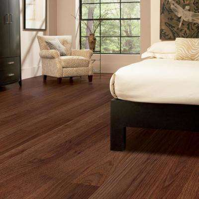 Monarch Walnut 10 mm Thick x 7-9/16 in. Wide x 50-5/8 in. Length Laminate Flooring (21.30 sq. ft. / case)