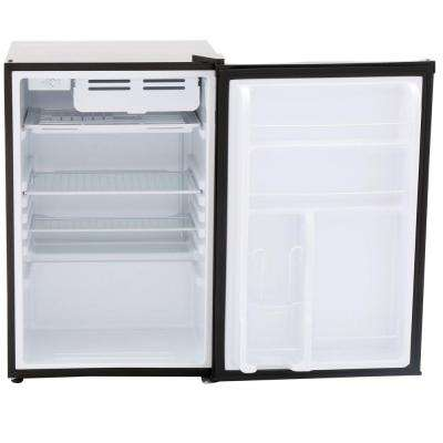 4.5 cu. ft. Mini Refrigerator in Black
