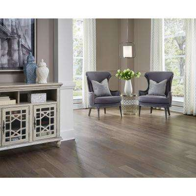 Hickory Smoke Tree 3/8 in. T x 5 in. W x Varying Length Click Lock Engineered Hardwood Flooring (19.686 sq. ft. / case)