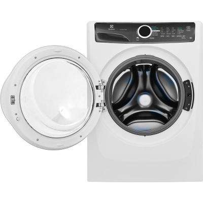 4.3 cu. ft. Front Load Washer with LuxCare Wash System in White, ENERGY STAR