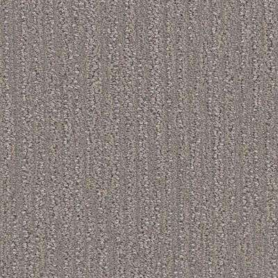 Carpet Sample - North View - Color Little Falls Pattern 8 in. x 8 in.