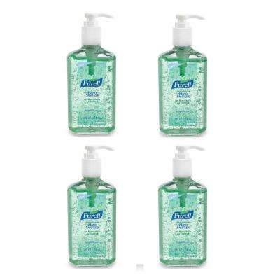 12 oz. Advanced Instant Hand Sanitizer with Aloe (4-Pack)
