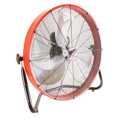 20 in. Floor Shroud Fan