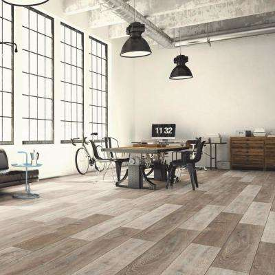 Take Home Sample - Erlach Oak Laminate Flooring - 5 in. x 7 in.