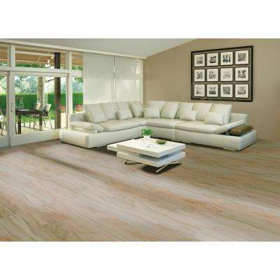 Aspenwood Artic 9 in. x 48 in. Glazed Porcelain Floor and Wall Tile (12 sq. ft. / case)
