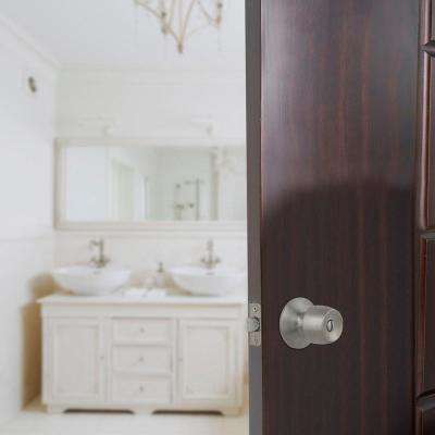 Brandywine Stainless Steel Bed and Bath Door Knob