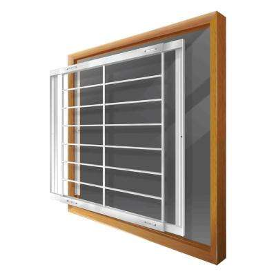 Security bars windows for Window protector designs