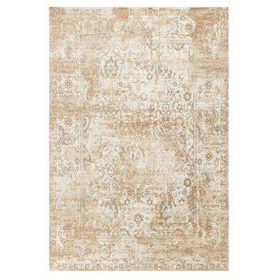 Paxton Beige 5 ft. 3 in. x 7 ft. 7 in. Area Rug