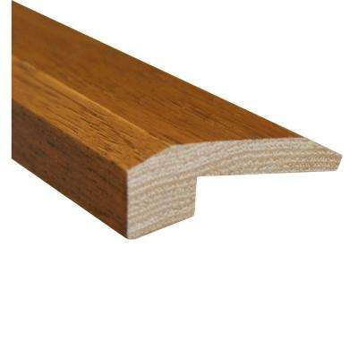 Hickory Honey 1/2 in. Thick x 2 in. Wide x 78 in. Length Hardwood Carpet Reducer Molding