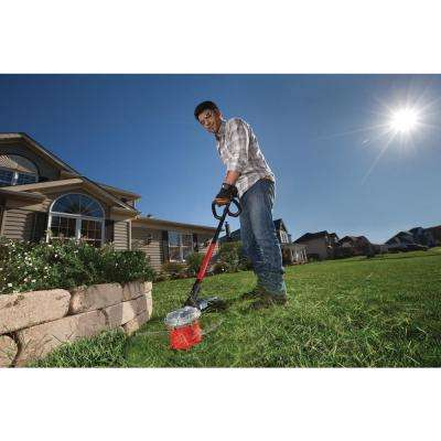 CORE 40-Volt Lithium-Ion Cordless Electric String Trimmer with 4.0 Ah Battery and Charger Included