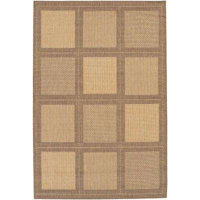 Recife Summit Natural Cocoa 8 ft. 6 in. x 13 ft. Area Rug