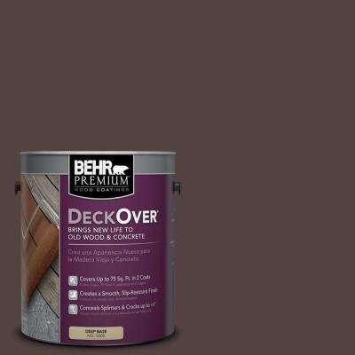 #PFC-25 Dark Walnut Premium DeckOver