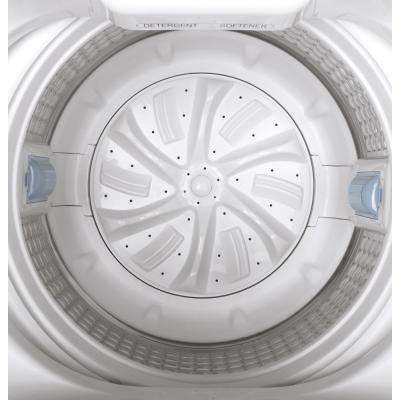 2.8 cu. ft. Capacity Stationary Washer with Stainless Steel Basket