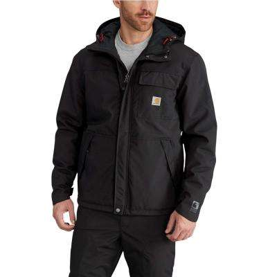 Men's Nylon Insulated Shoreline Jacket