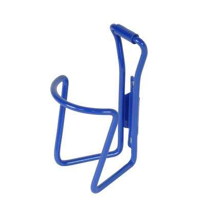 Alloy Bicycle Water Bottle Cage in Blue