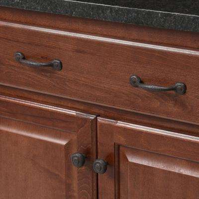 1-1/4 in. Rustic Iron Cabinet Knob