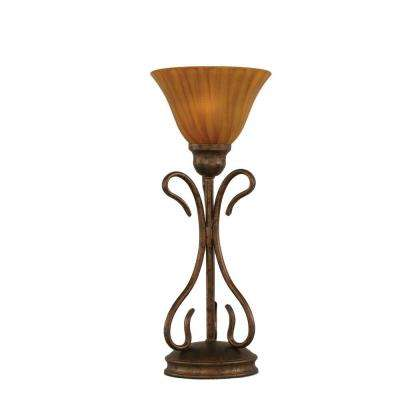 Concord 16.75 in. Bronze Table Lamp