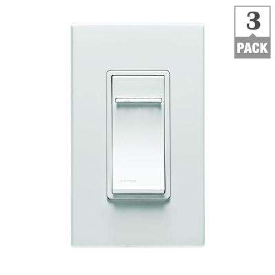 Vizia + Z-Wave 3-Way or More Applications Coordinating Dimmer Remote, White (3-Pack)