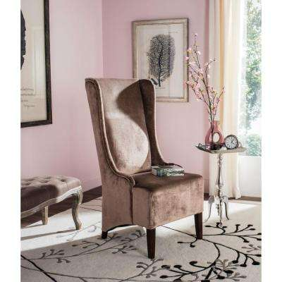 Bacall Dark Champagne Cotton Dining Chair