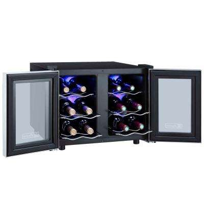 20 in. 12-Bottle Wine Cooler