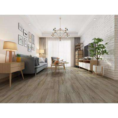 Hazelnut 1/3 in. Thick x 7.68 in. Wide x 47.83 in. Length Laminate Flooring (25.51 sq. ft.)