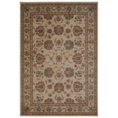 Ararat Ivory 7 ft. 10 in. x 10 ft. 6 in. Area Rug