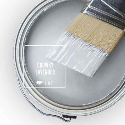 Drowsy Lavender Paint Colors Paint The Home Depot