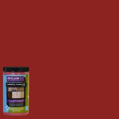 Beyond Paint 1-qt. Poppy All-in-One Multi Surface Cabinet, Furniture and More Refinishing Paint