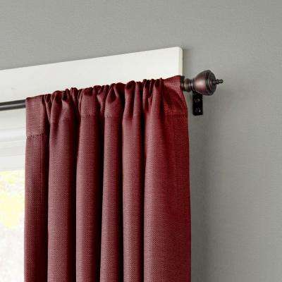 Copper Curtain Rods Sets Curtain Rods Hardware The Home