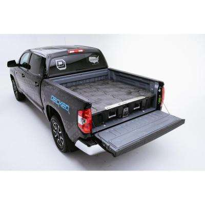 5 ft. 7 in. Bed Length Pick Up Truck Storage System for Nissan Titan (2004 - 2015)